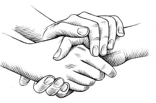 double-handshake
